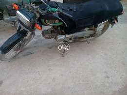 Hi speed only exchange 125 all brand bike is working call sms