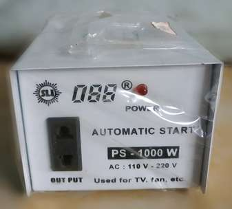 Automatic Power Starting PS - 1000 W