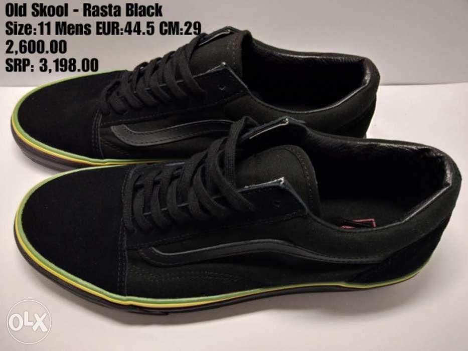 bde894d7d13 Vans Old Skool Rasta Shoes Mens in Makati