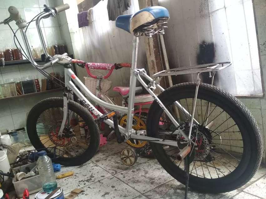 Sepeda Mini United 20 Sepeda Aksesoris 808273341