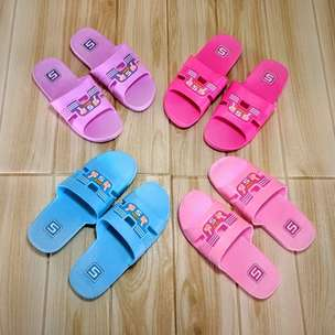 Sandal Jelly Model Terbaru Foto Real Pict GB316