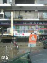 8 shops for sale in  faialabad