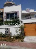 Ground portion 10 marla phase 2 for rent Bahria Town rwp
