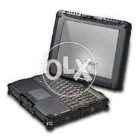 Rugged Lover ? Rugged Laptop GETAC V100 Toughbook Core i7