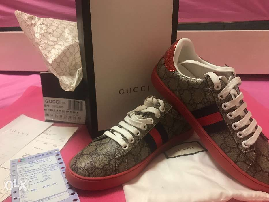 50d9da43177 Authentic GUCCI shoes brand new in Manila