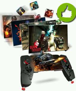 BURUAN>Gamepad Hp dan Tablet Ipega RED Spider 9055 Original Kudu Punya