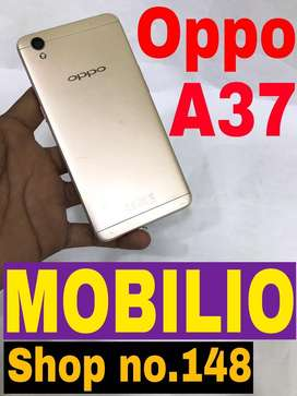 1 year used, Oppo A37 (2/16) osm condition,