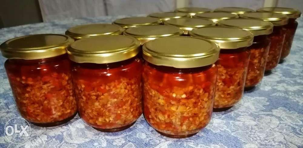 Homemade Chili Garlic Sauce ...
