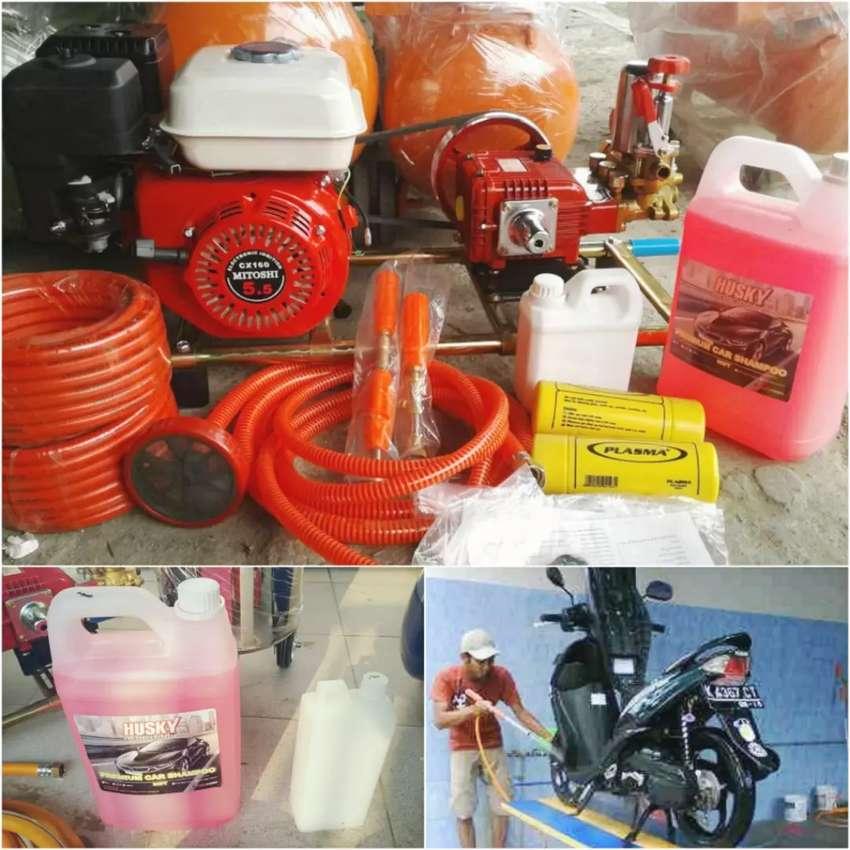Gresss Jual Murah Mesin Steam Buat Cuci Motor Perlengkapan Usaha
