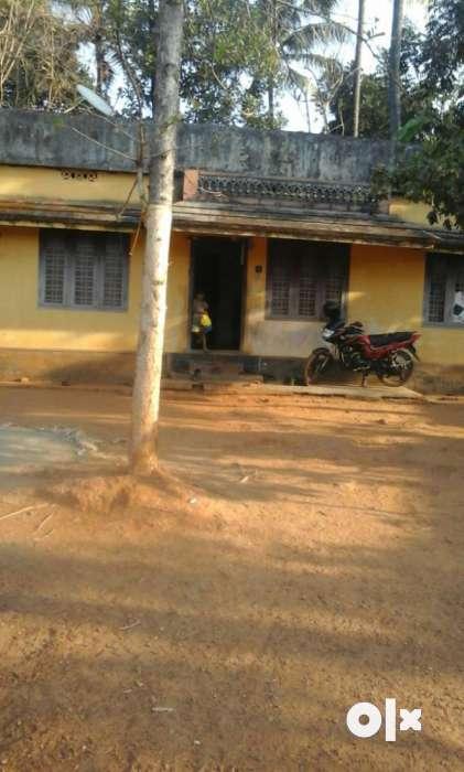 Amballur Karuvappady 23 cent house 944627814.8 Amballur, Puthukkad