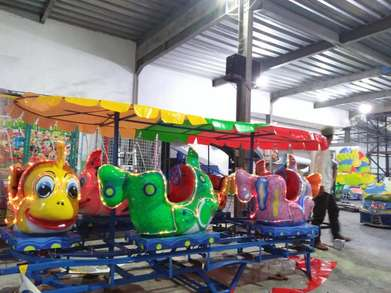 odong isi 6 ikan gulali DSY Toy's factory