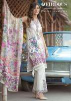 Brand Firdous(spring Summer Collection 2018) Fabric Lawn Digital