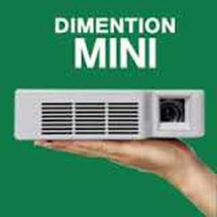 Projector mini MICROVISION MM80