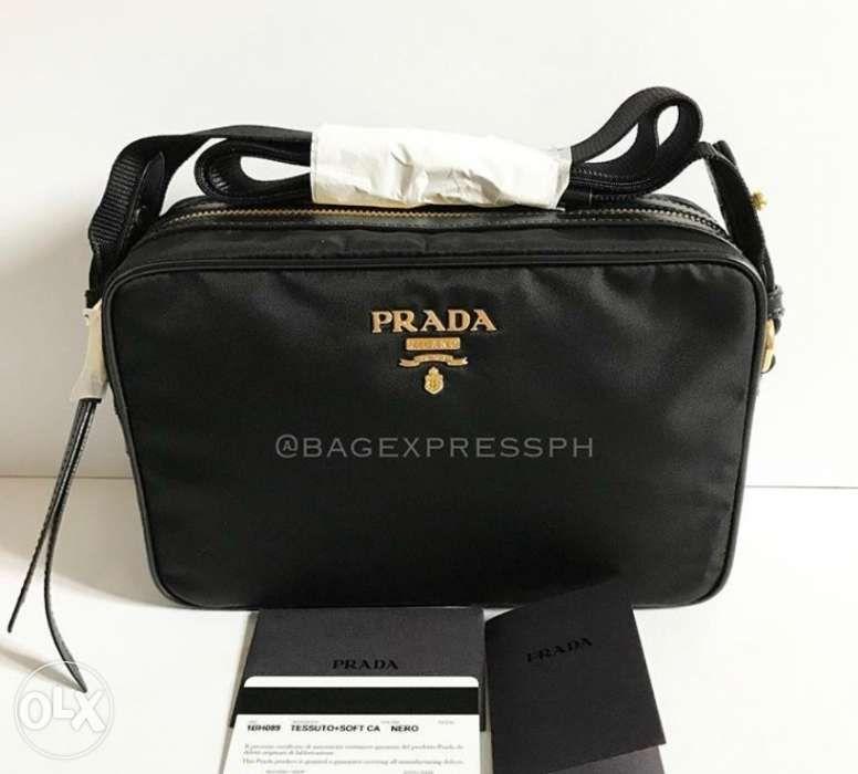 d7d1eb1aa43f Brand New Authentic Prada 1BH089 Nylon Camera Bag in Quezon City ...
