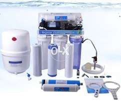 5 Stages RO Water Plant