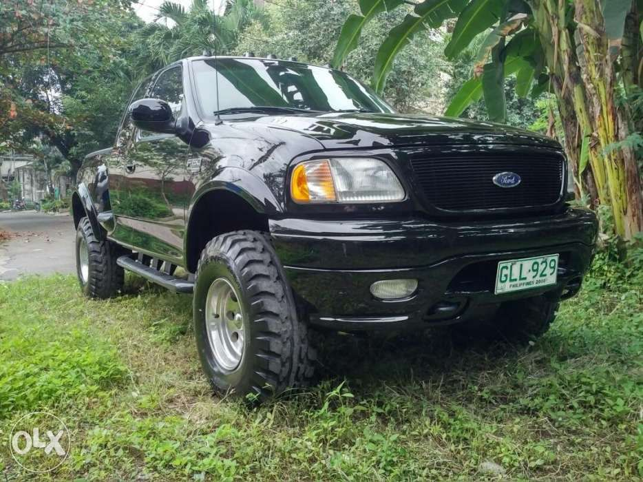 1999 Ford Truck F150 Lariat 4 X 4 For Sale Philippines Find 2nd