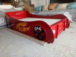 Single car bed new