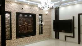 8 marla brand new lower portion for rent in bahria town lahore