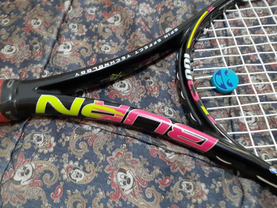 Burn 100LS pin Wilson tennis racket in Bacoor, Cavite | OLX.ph