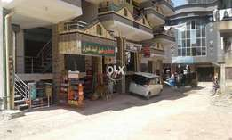 ground flor shops rent 5000 & 7000 rs in airport housing soceity