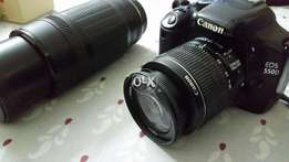 Canon DSLR Camera 550D With Lense special offer