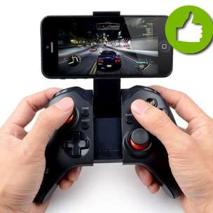 100% Baru:Gamepad Android Ipega PG-9037 X-Box Style 840Ie287