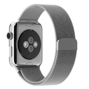 BAKRI SHOP Lerxiuer Milanese Watchband untuk Apple Watch 42mm Se