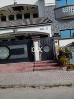 Beautiful One kanal ground portion for rent (Bahria town)