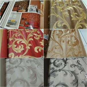 wallpaper dinding import