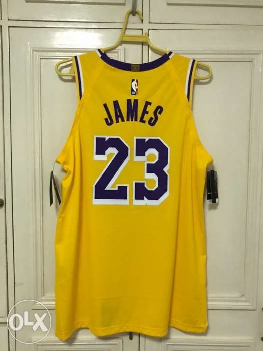 d5c034e97 Lakers Jersey Lebron James Authentic Icon Edition in Quezon City ...