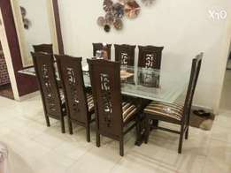Eight Seaters Brand new dining table