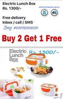 Electric Lunch Box Buy 2 Get 1 Free COD N Free Shipping All Over Pk