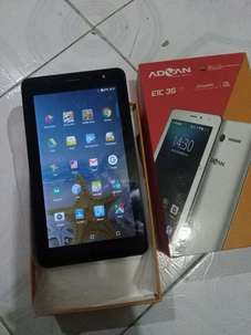 tablet advan e1c ram 1/8