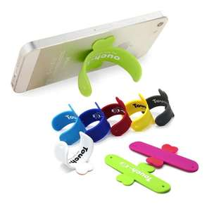 Touch U One Touch Silicone Stand Phone Holder - FT582H
