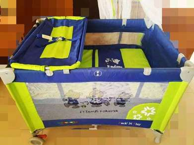 Box Bayi Pliko Creative 808 (Pack' N Play)
