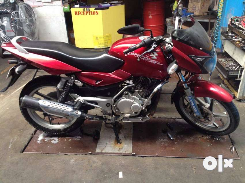 Single Owner Good Condition Pulsar Bike For Sale Rs 15000