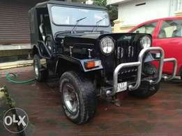 1998 Mahindra, Classic, CL 340,diesel 75000 Kms