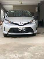 Toyota Vitz 15 On installment (Dubai Islamic Bank)