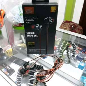 Headset Powerful Sound AT 044