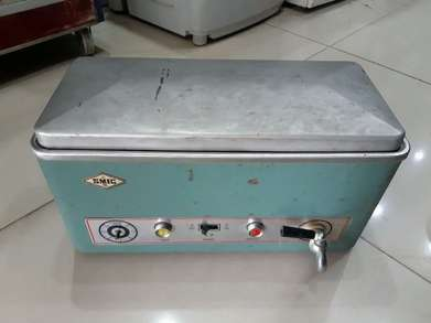 december/electric rating sterilizer SMIC with timer