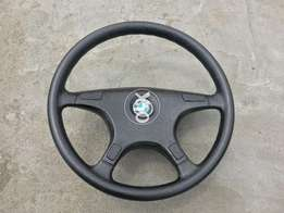 Original BMW E32 and E34 Steering Wheel Made in Germany Deutschland