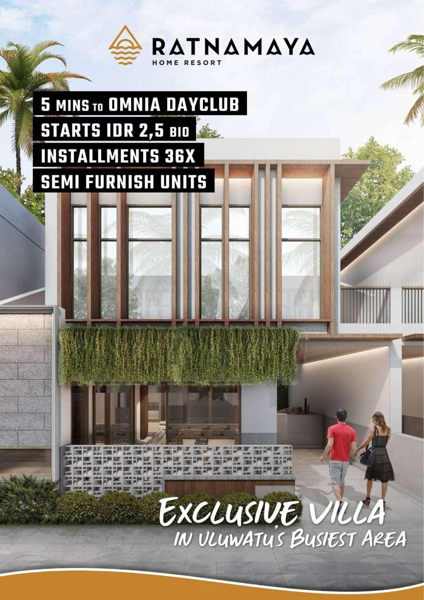 Dijual Murah Villa Resort Di Uluwatu Bali Harga 1 6 M An Dijual Rumah Apartemen 539616040