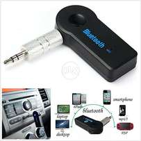 Wireless Bluetooth 3.5mm AUX Audio Stereo Music Car Receiver Adapter H
