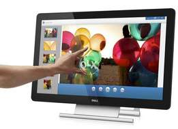 """Dell P2314T Black 23"""" IPS 8ms (GTG) 10Points Touchscreen LED Monitor"""