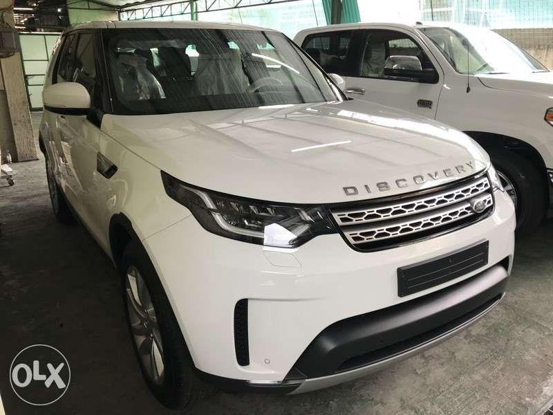 2018 Land Rover Discovery Lr5 Gas In Quezon City Metro Manila Ncr