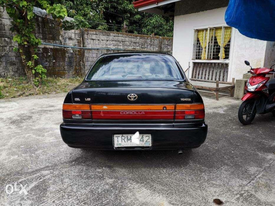 1994 toyota corolla manual transmission