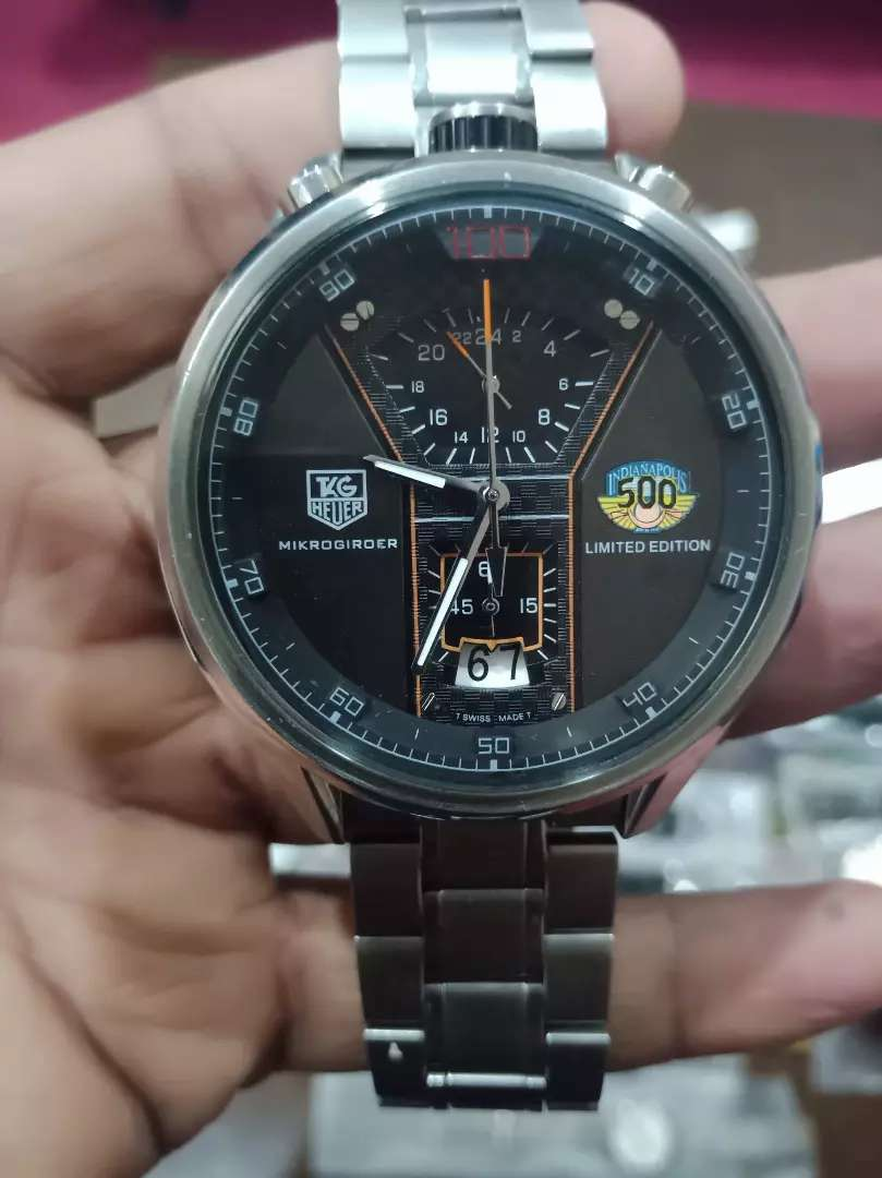 Tag Heuer Indianapolis 500 Limited Edition
