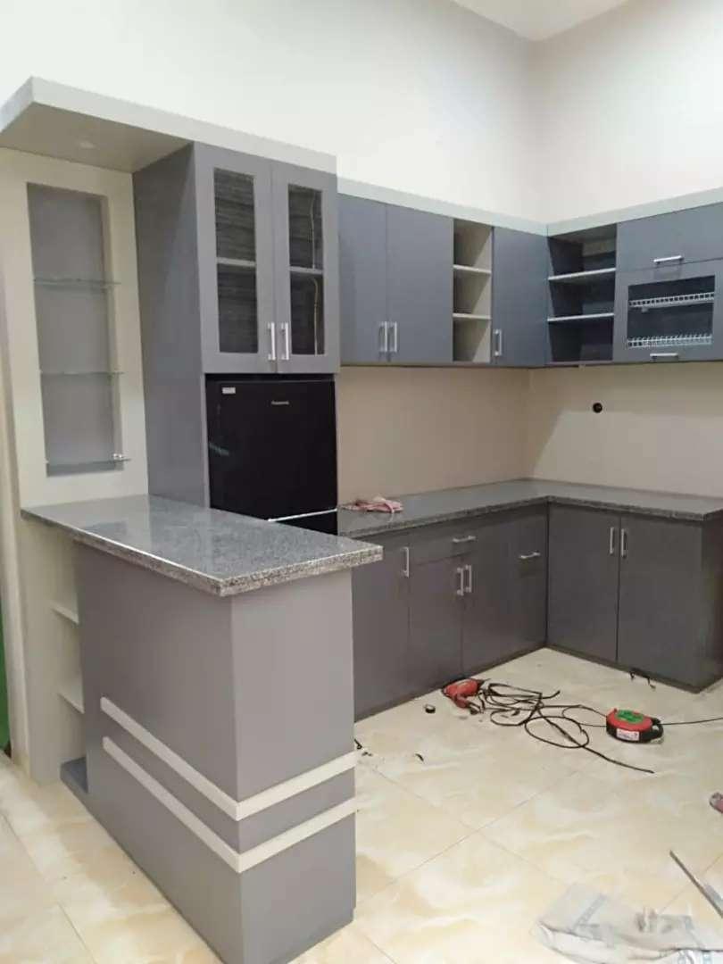 Kitchen Set Muurah Harga Real Mebel 801181219
