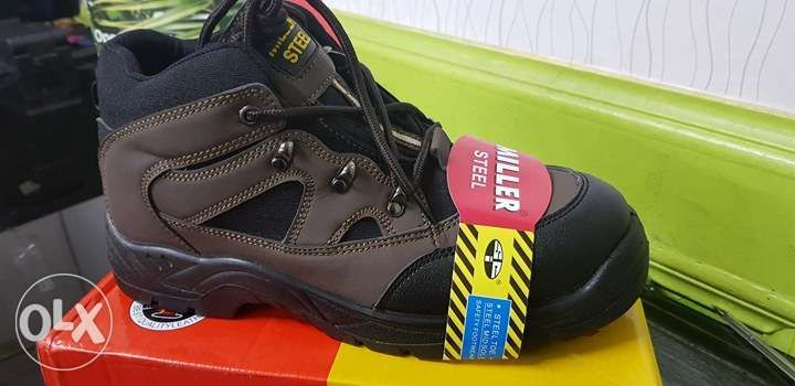 da8d41e0869 Miller Safety Shoes High Cut in Manila, Metro Manila (NCR) | OLX.ph