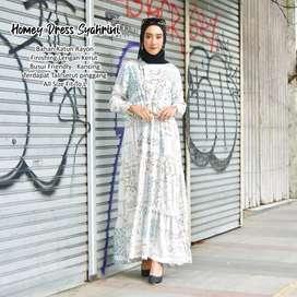Gamis Bahan Katun Jual Fashion Wanita Terbaru Di Surabaya Kota Olx Co Id